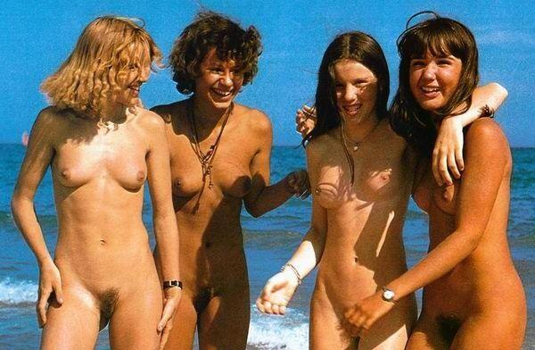 Free porn pics of Vintage Teen Nudists 4 of 103 pics